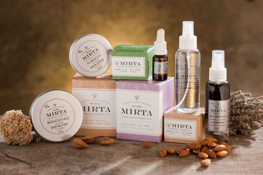 MIRTA natural cosmetics