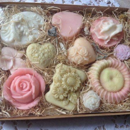 Kutija sa sapunima lošinjsko bilje