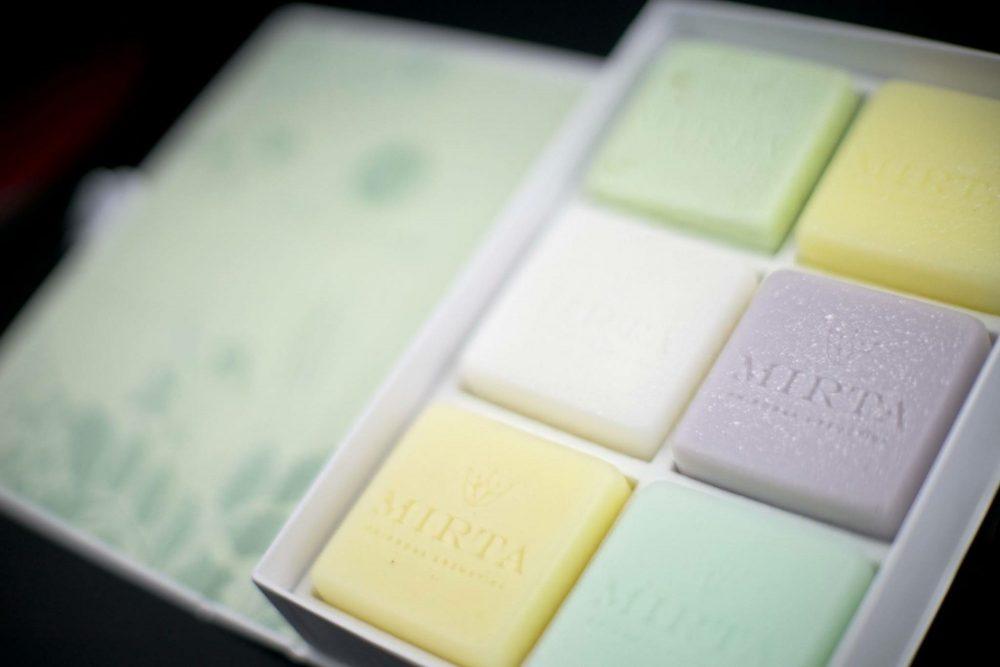 Luksuzna kutija sa sapunima