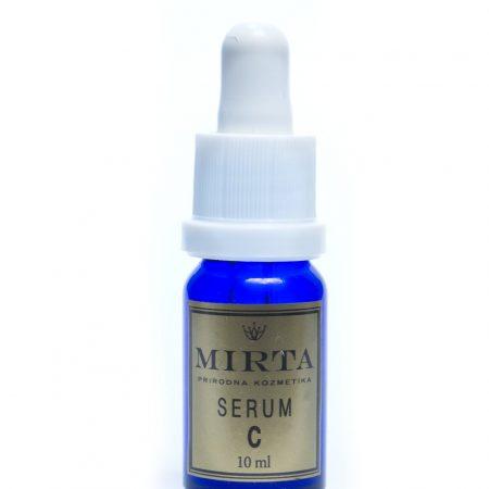 serum s vitaminom C učvršćuje kožu, ujednačava ten i sprječava pojavu hiperpigmentacija