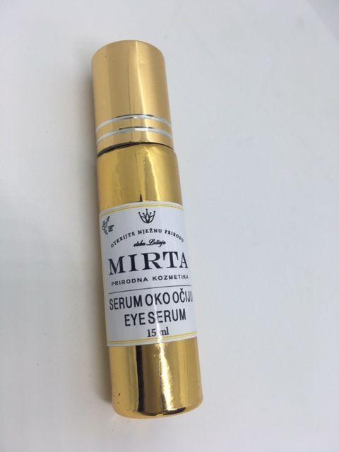 Serum oko očiju