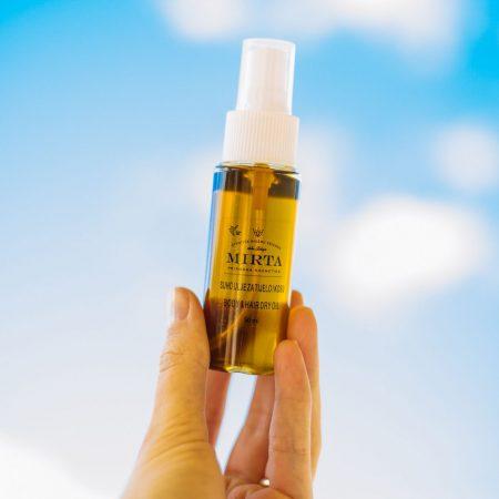 Suho ulje za kosu i tijelo 50 ml