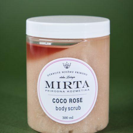 coco rose piling za tijelo
